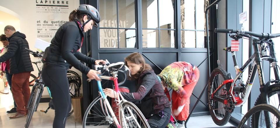 Belles mécaniques vélo