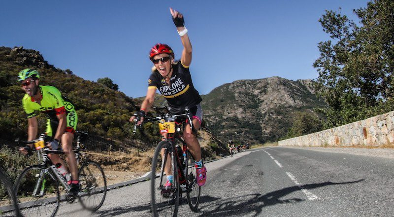 Test à l'effort pour bien se préparer en vélo