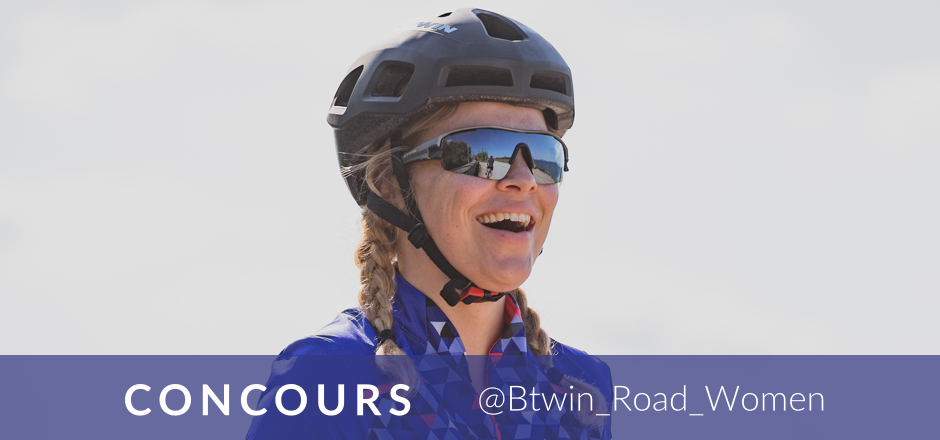 Concours Btwin Road Women