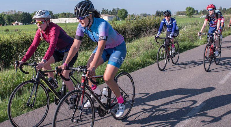 Allergies de printemps à vélo
