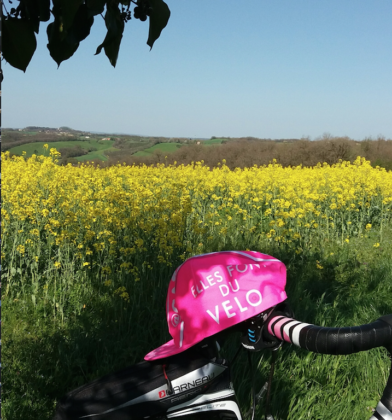 Allergies de printemps à vélo