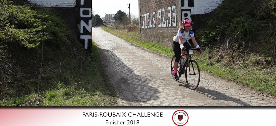 Paris-Roubaix Challenge 2019