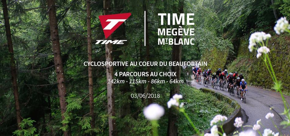 Time megève mont blanc 2018