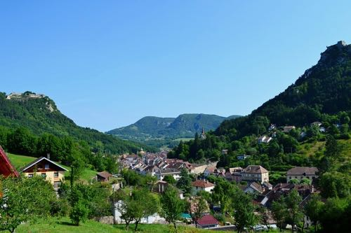 Vélotourisme dans le Jura