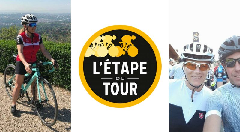 Etape du tour 2018 Christine dugelay