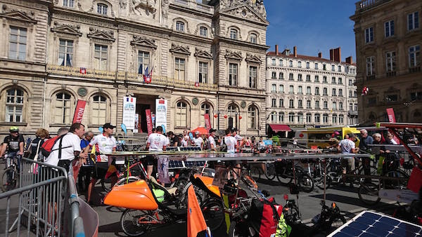 Sun Trip 2018 grand choix de vélos!