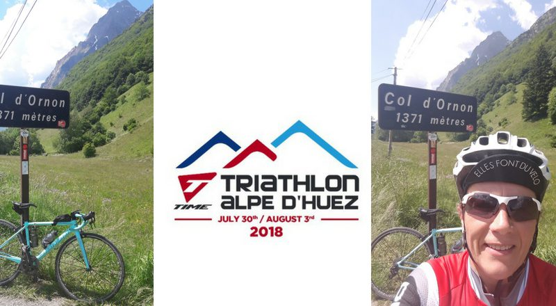 Time Triathlon de l'Alpe d'Huez