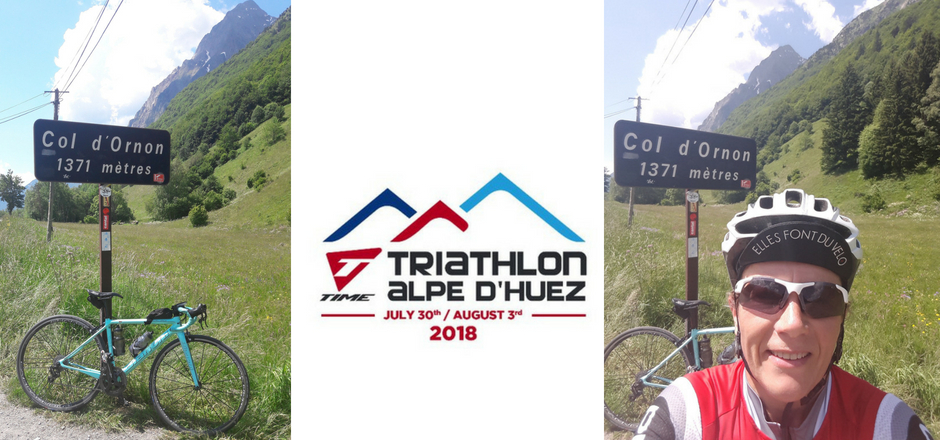 Time Triathlon de l'Alpe d'Huez