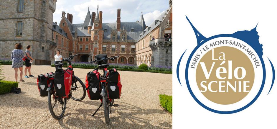 chateaux véloscénie vélos