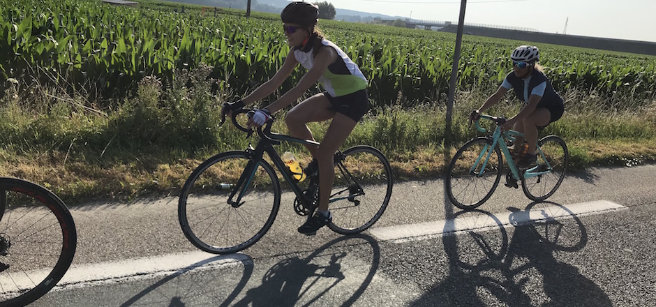 drafting en cyclisme