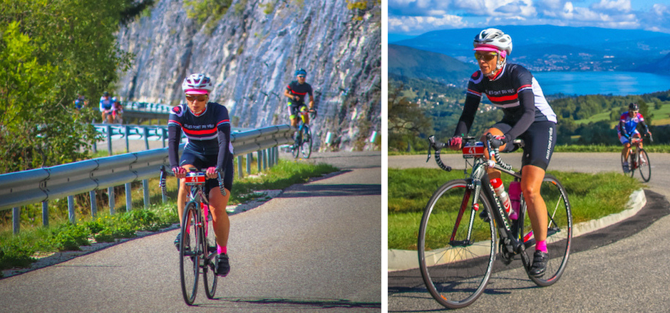 Cyclo scott cimes d'annecy