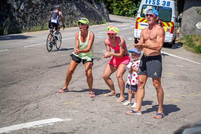 triathlon L alpe d'huez