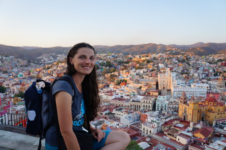 mexique à vélo - cyclotourisme - la cyclonomade - guanajuato