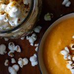 recette soupe aux carottes grillées