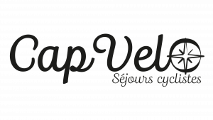 Logo Cap vélo séjour cycliste Tour de france