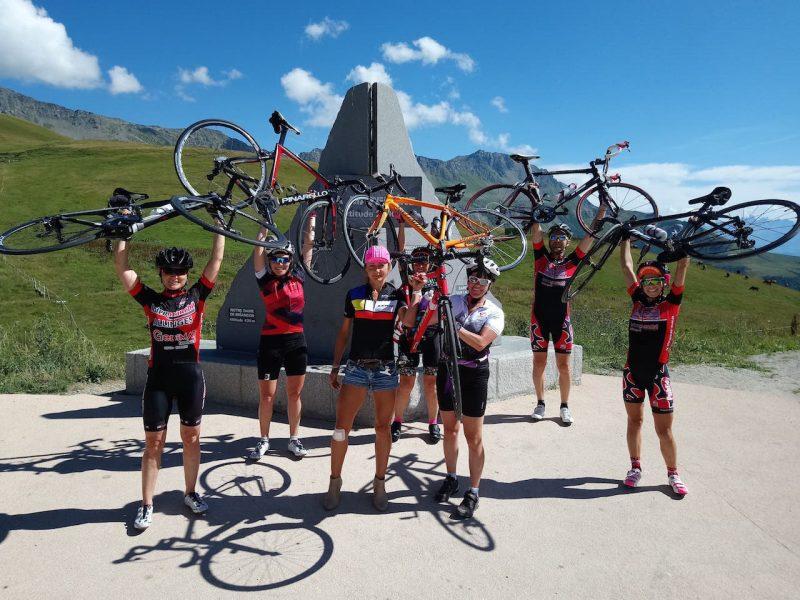 séjour cycliste 3 étapes du Tour