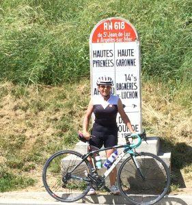 séjour cycliste 3 étapes du Tour Bagnères
