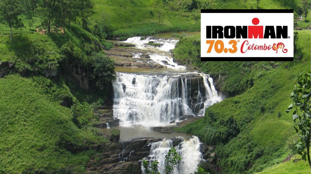 Ironman 70.3 du Sri Lanka