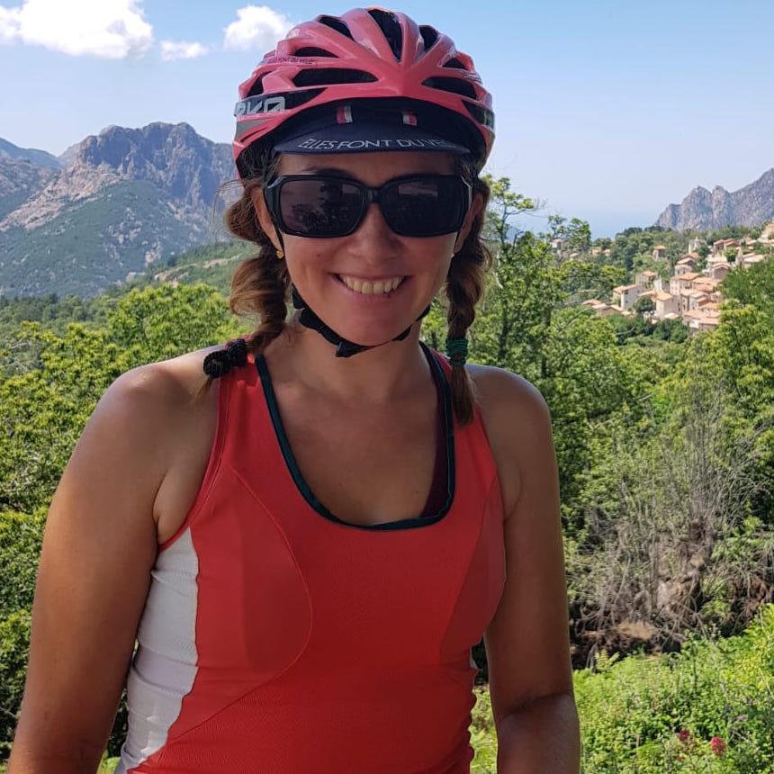 Sandrine la Montagnarde