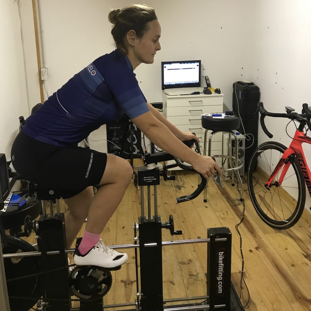 bike fitting catherine fittipaldi