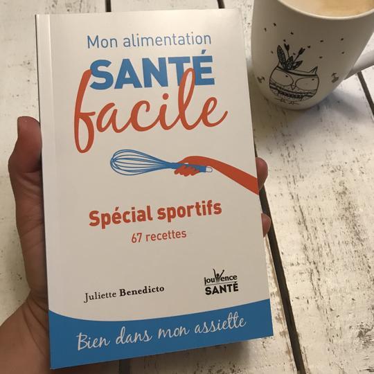 Le livre de recettes de Juliette Benedicto