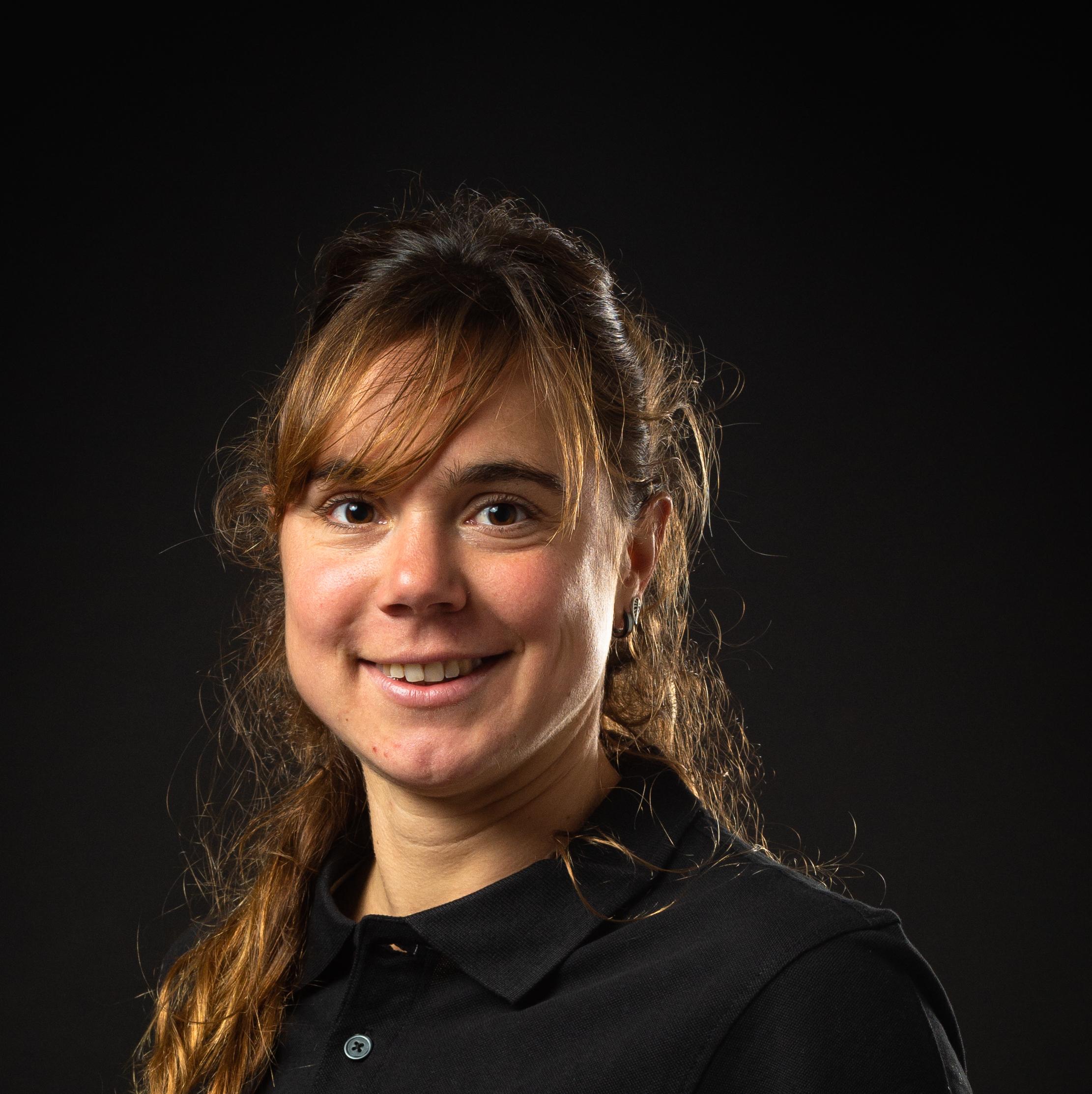 Juliette Benedicto Elles font du vélo
