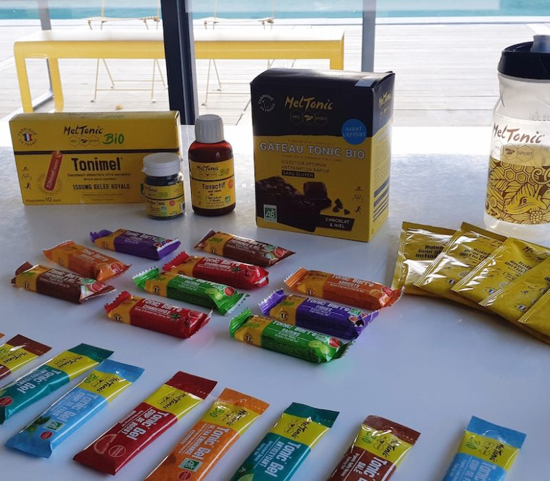 test nutrition sportive Meltonic