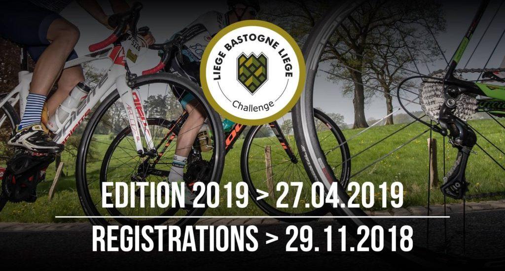 liege Bastogne Liege challenge 2019