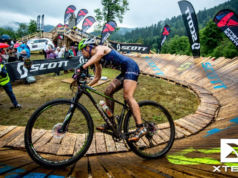 Xterra France VTT Triathlon