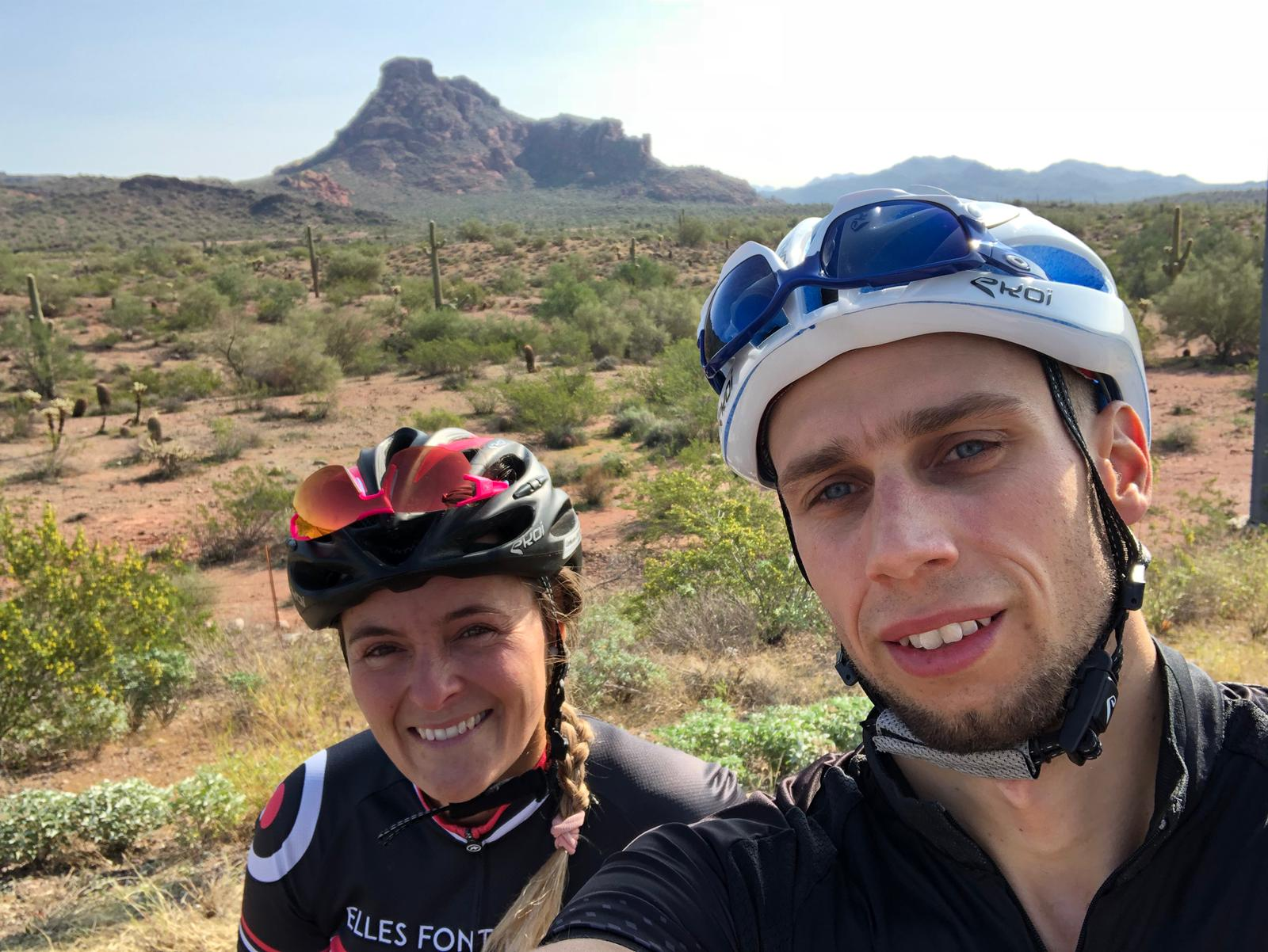 amour cycliste arizona