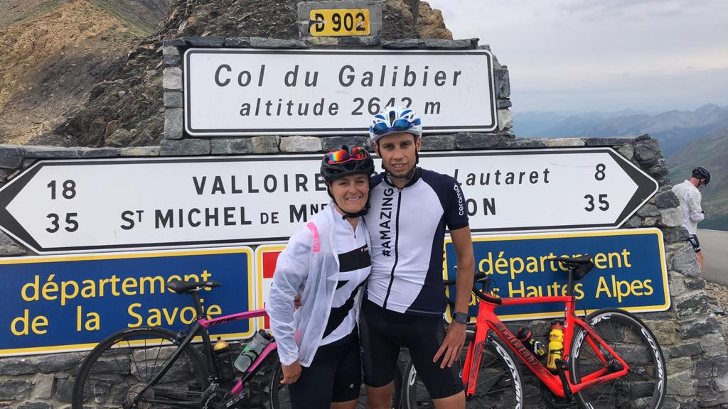 amour cycliste galibier