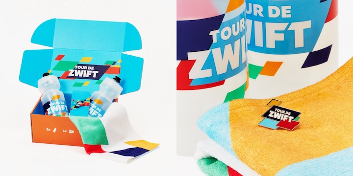 Tour de zwift 2019
