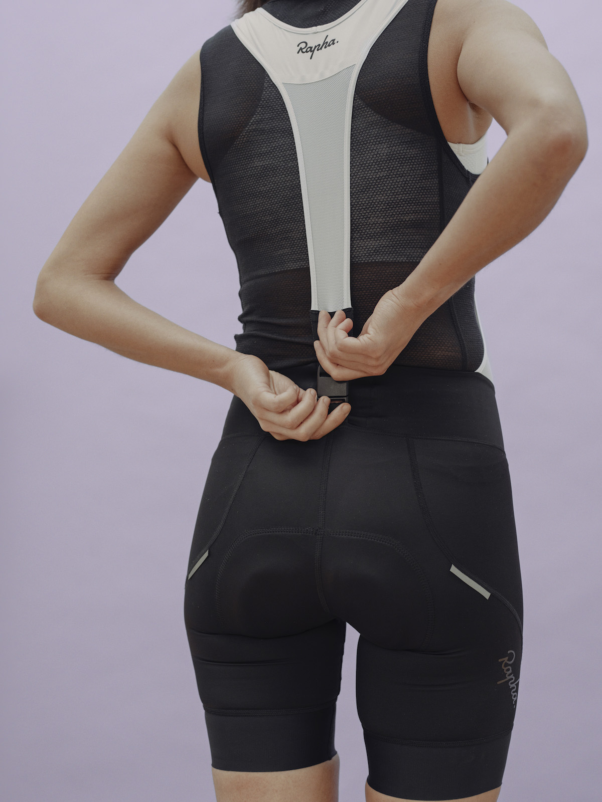 Rapha detachable bib shorts