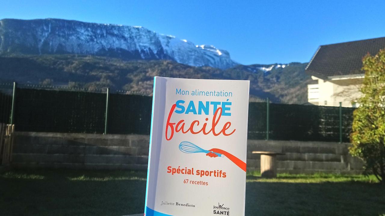 Juliette benedicto livre santé facile 67 recettes