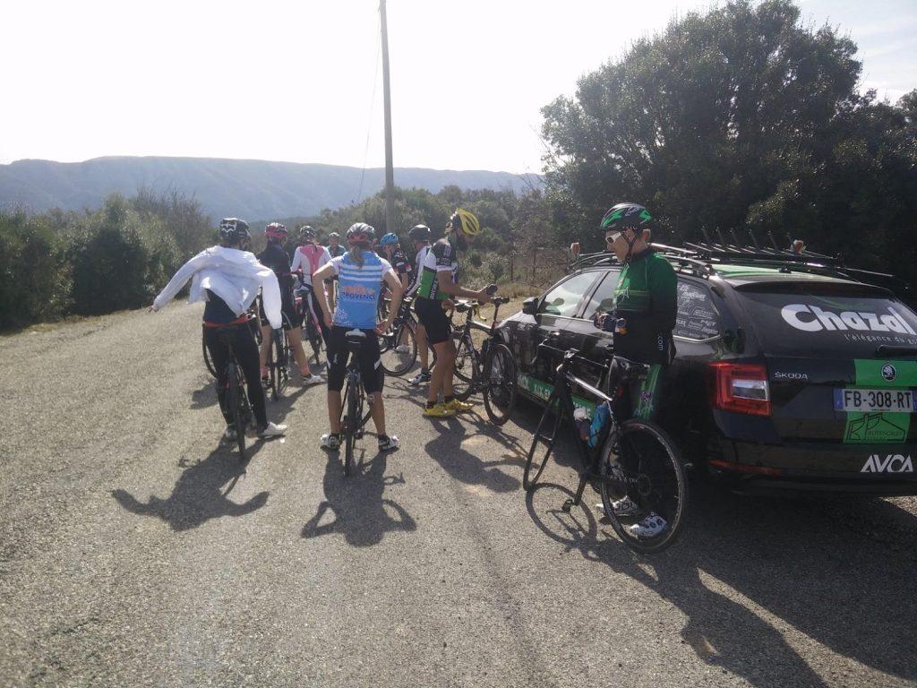 reco provençale sainte victoire team @ellesfontduvelo