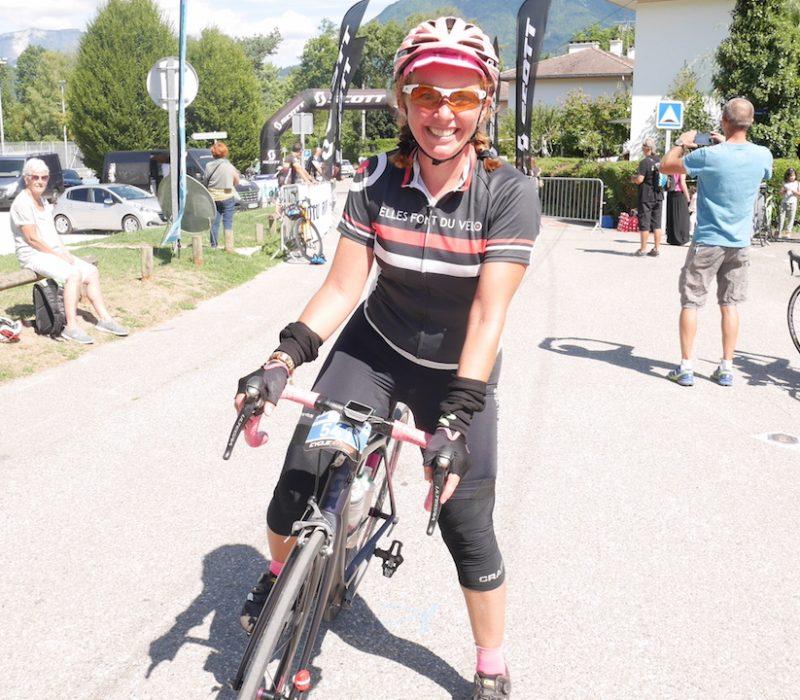 concilier vélo et vie de famille