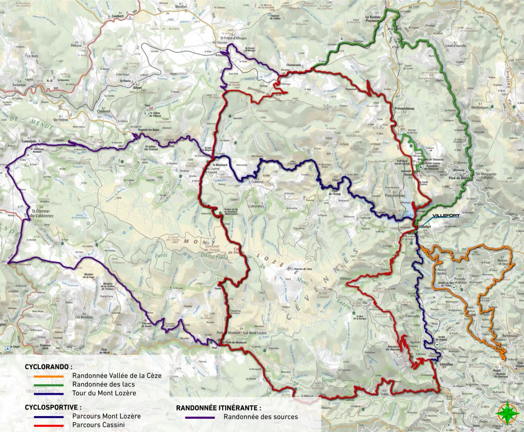 plan granite mont lozère 2019