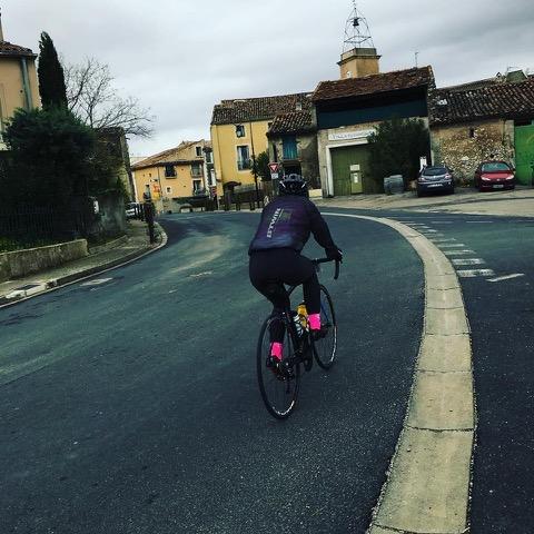 première cyclosportive héraultaise
