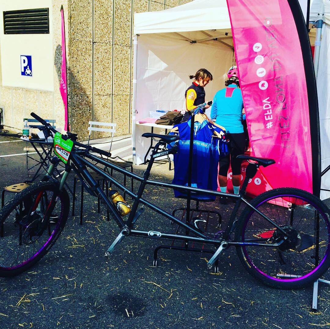 Grande Fête du Vélo Francilien vtt
