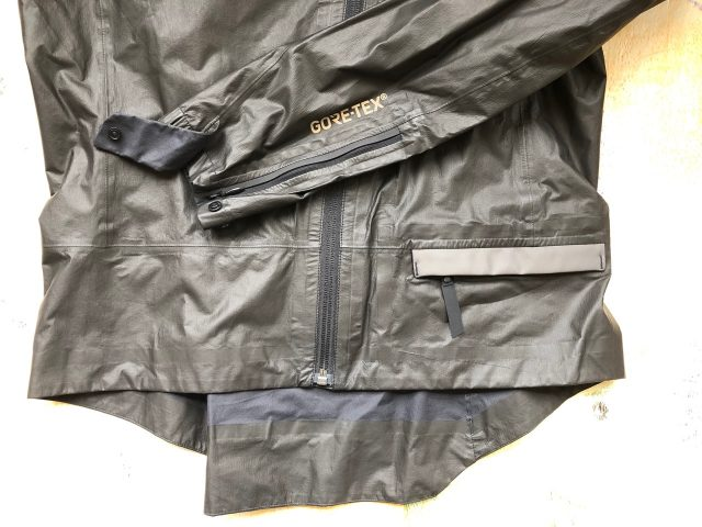 Veste GORE-TEX C7 SHAKEDRY finitions