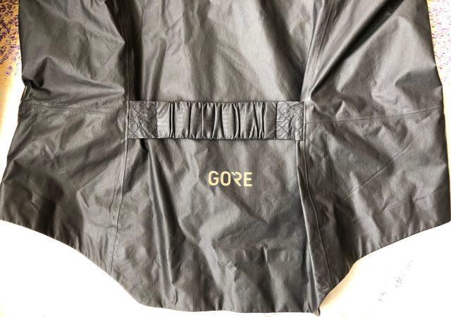 Veste GORE-TEX C7 SHAKEDRY pince arrière