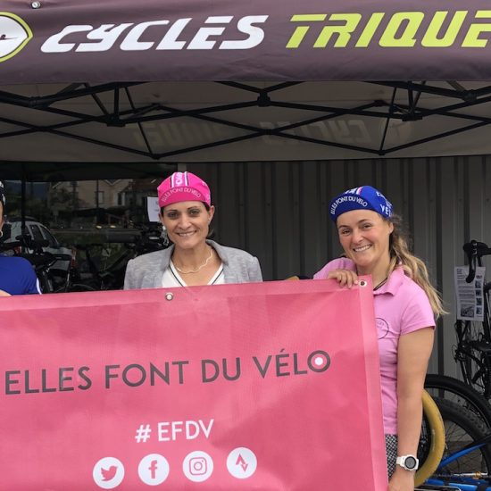 Cyclo vosges grand trophée Nadia Triquet