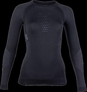 Test du maillot UYN FUSYON, sous-vêtement manches longues femme