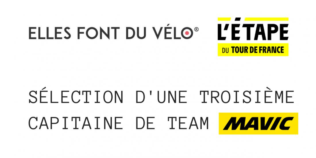 Capitaine de TEAM à l'Etape du tour 2019