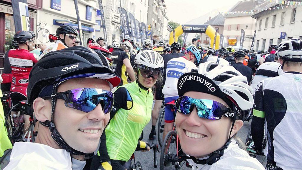 La cyclosportive de la Marmotte 2018