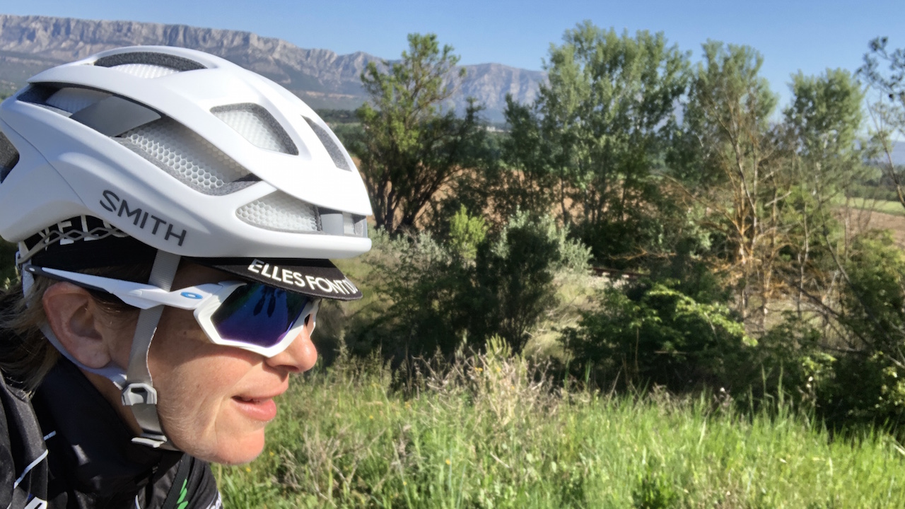 test casque Smith trace