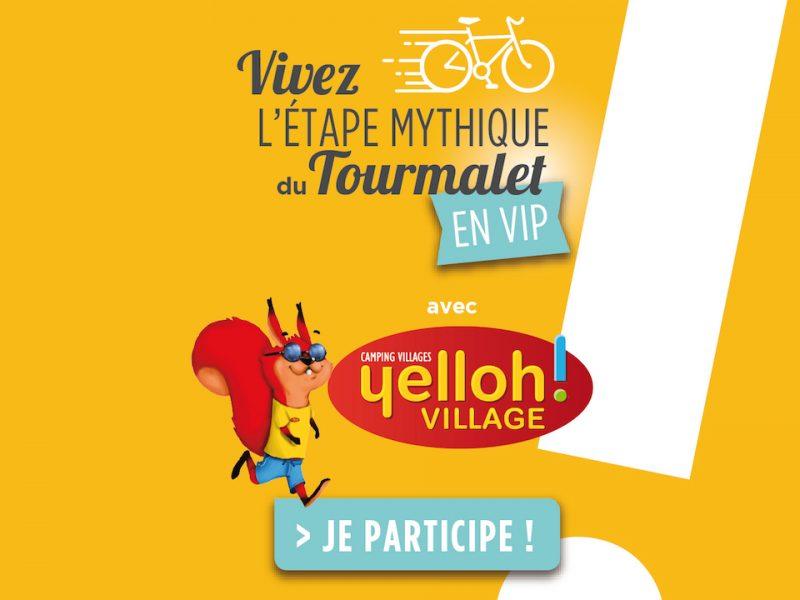 yelloh! village concours