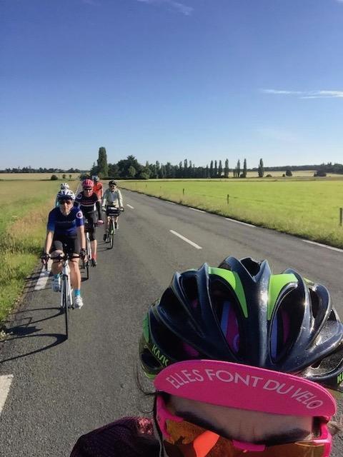 rando vélo Monticyclo sur les belles routes du côté de la Chevreuse