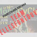 La monticyclo 2019 avec une team @ellesofontduvelo
