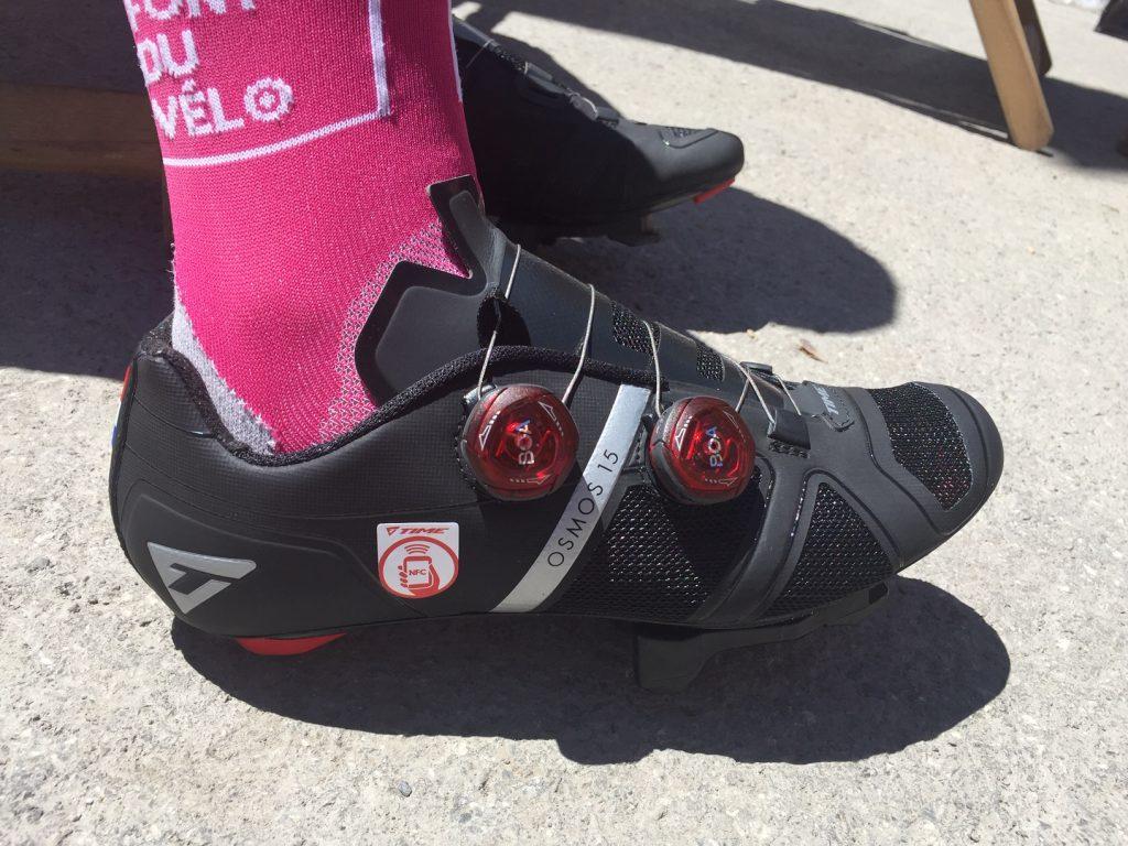 Chaussures test time megève mont blanc 2019